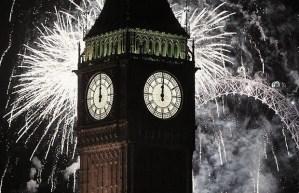 Happy New Year London!