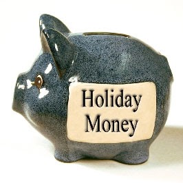 holiday money