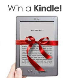 Win a Kindle with Home Base Holidays!