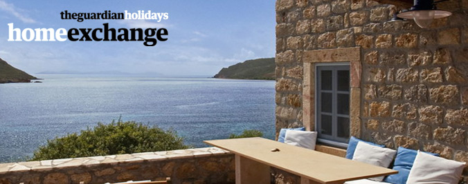 Guardian Home Exchange - free holiday accommodation